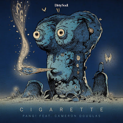 "PANG! Releases New Single ""Cigarette"""