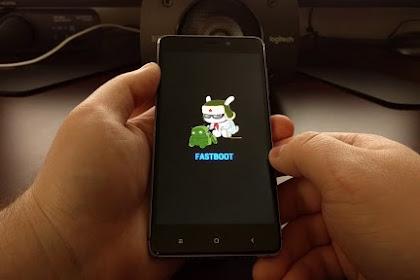 Cara masuk ke mode Fastboot di HP Xiaomi Redmi 2