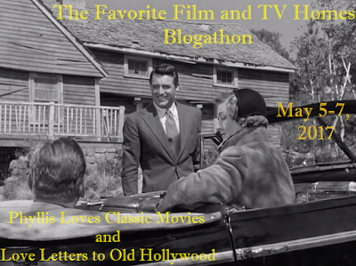 The Favorite Film and TV Homes Blogathon