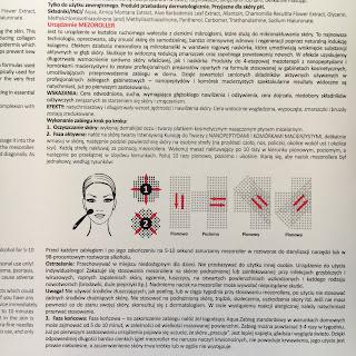 Zestaw do zabiegu odmładzająco-regenerującego z mezorollerem z Dermo Future Precision.