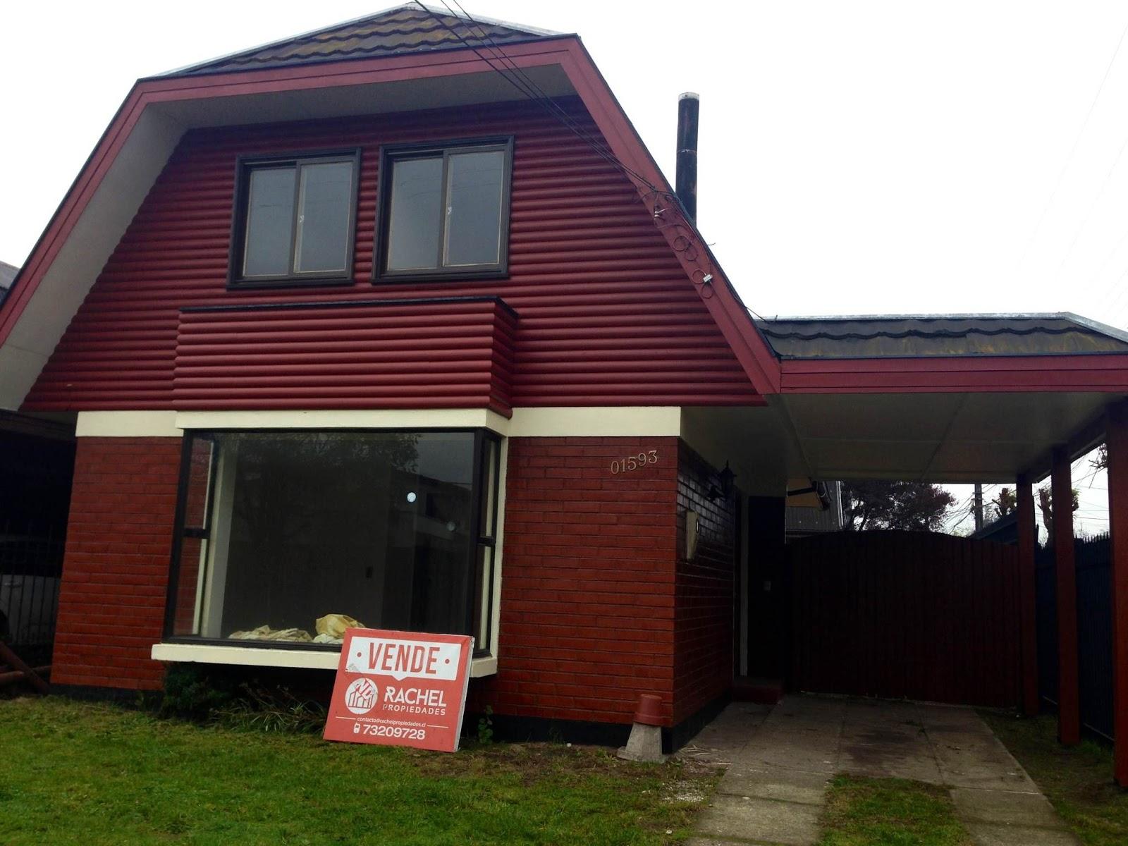 casa a la venta temuco