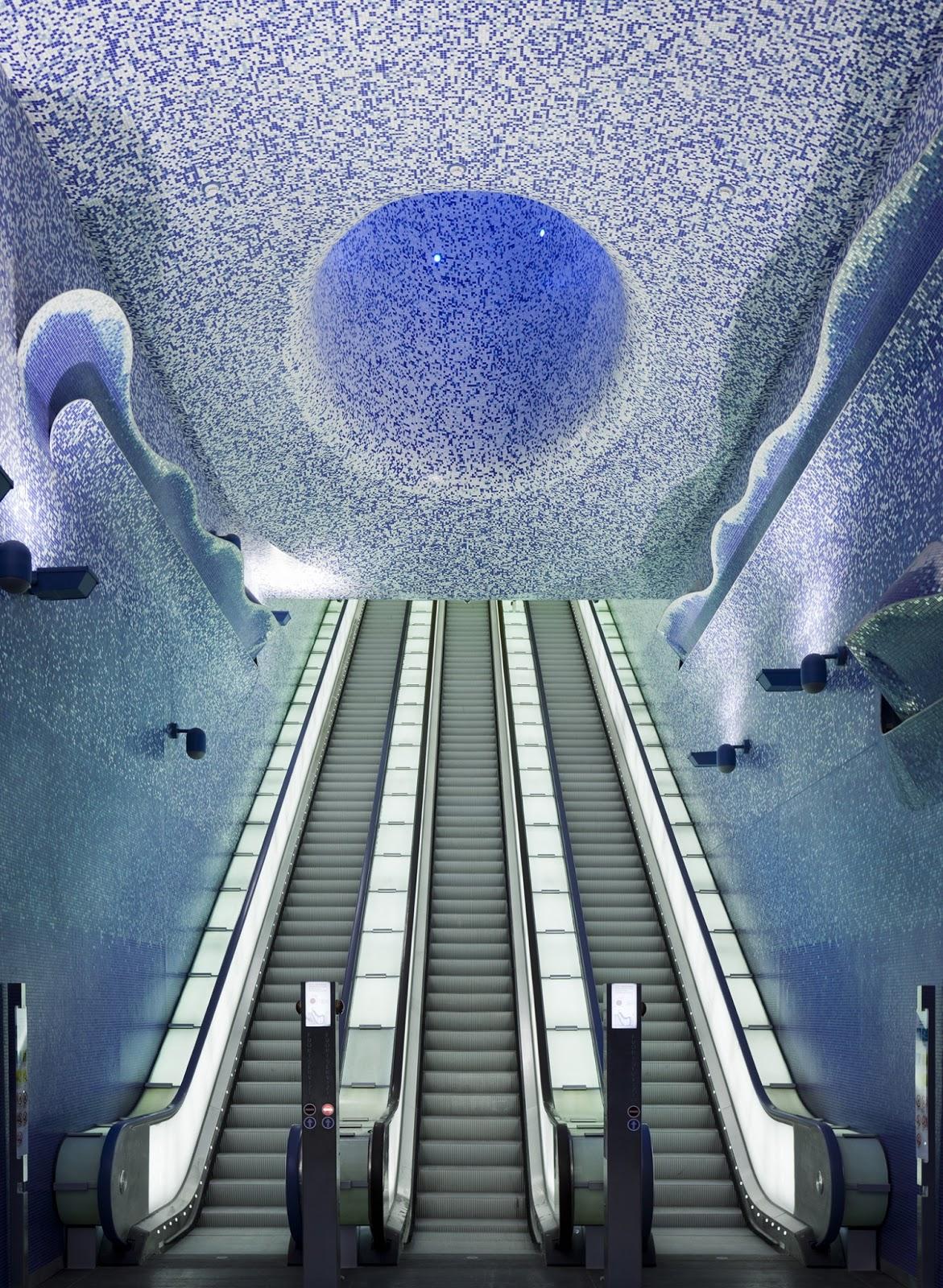 Homebuildlife Toledo Metro Station Naples