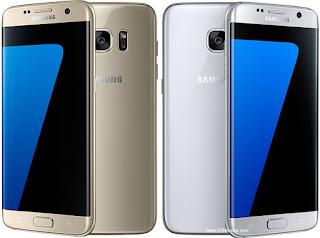 Harga Samsung Galaxy S7 edge Ponsel Android Marshmallow