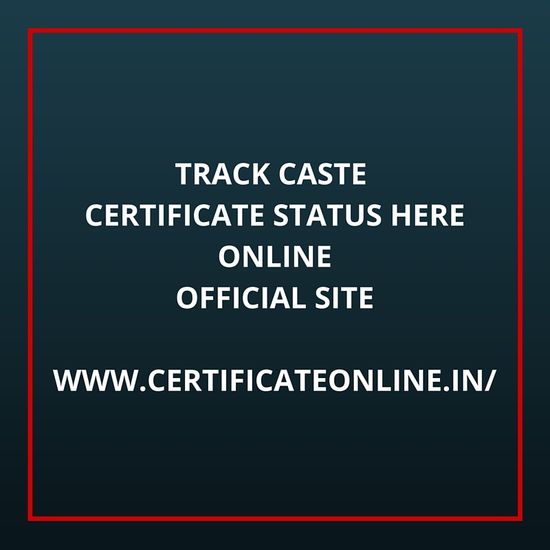 Date of birth certificate online status