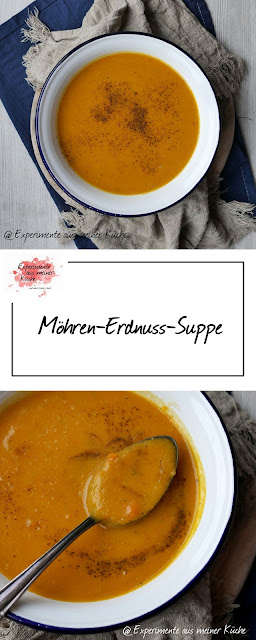 Möhren-Erdnuss-Suppe | Essen | Kochen | Rezept | Weight Watchers