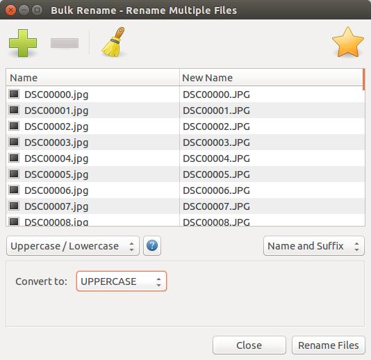 Mudahnya Mengganti Nama File Secara Massal Dengan  Thunar Bulk Rename