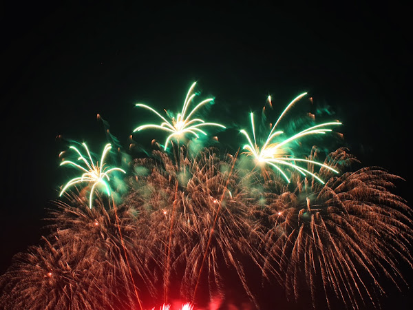 Mall of Asia's 5th Philippine International Pyromusical Competition