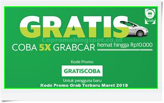 Kode Promo Grabcar