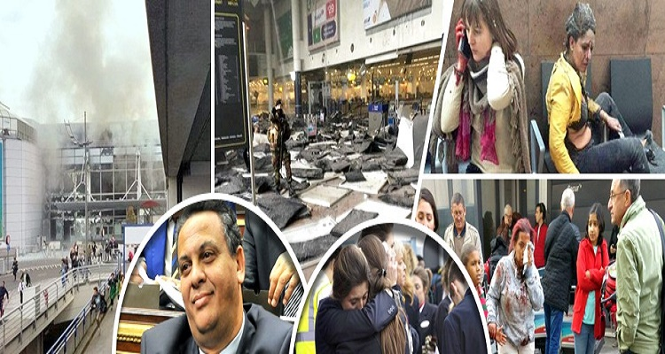كيف أنقذ كتاب حياة مسافر تركي دقائق قبل وقوع تفجيرات مطار بروكسل