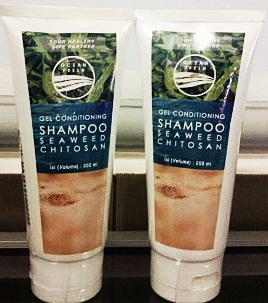 Gel Conditioning Shampoo Seaweed Chitosan