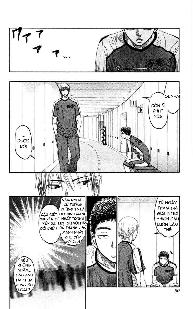 Kuroko No Basket chap 063 trang 15