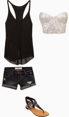 Cute Concert Outfits Ideas for Any Collegiette | Her Campus god i love this