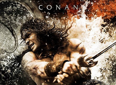 Jason Momoa is Conan de barbaar.