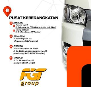Pusat Keberangkatan Travel Bandung
