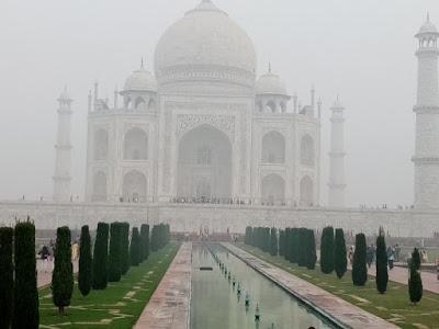 The Taj mahal picture