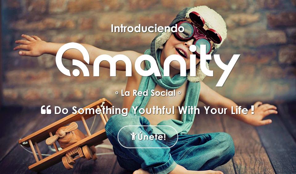 Qmanity Social Network