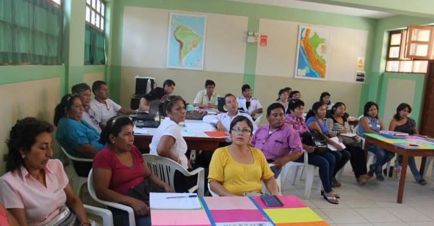 Más de 11 mil maestros reanudarán labores desde mañana en Lambayeque