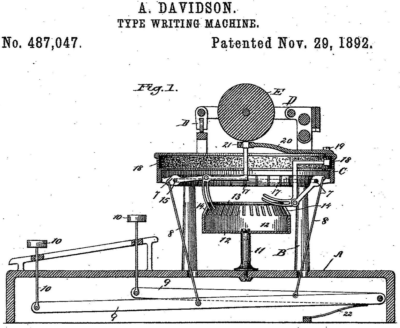 oz.Typewriter: On This Day in Typewriter History
