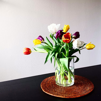 The day I knew tulips  |  My Swedish pregnancy: the first trimester on afeathery*nest  |  http://afeatherynest.com