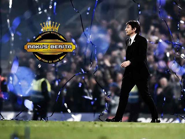 Conte : Siapa Yang Tidak Bahagia Di Chelsea, Bakal Saya Tendang !