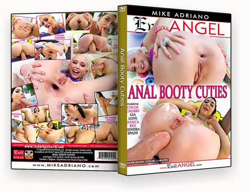 DVD – Anal Booty Cuties xxx – ISO