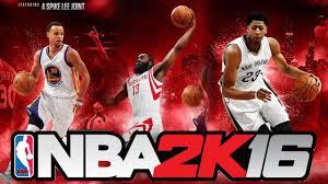 لعبة NBA 2K16