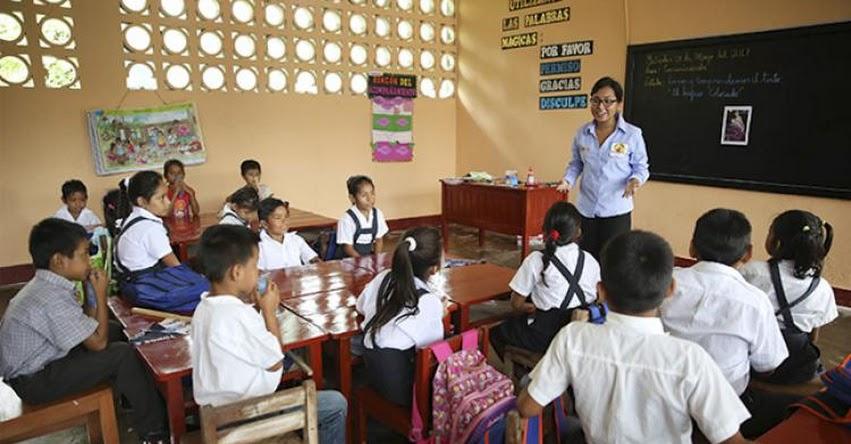 MINEDU: Más de 20 mil docentes ascendieron en la Carrera Pública Magisterial y tendrán un incremento en sus remuneraciones - www.minedu.gob.pe