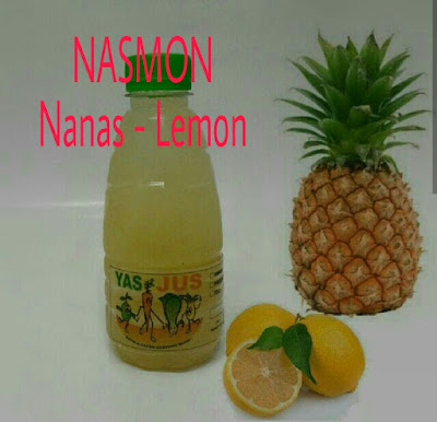 Jus Nanas - Lemon