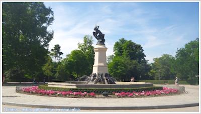 Madrid; Viagem Europa; Turismo na Espanha; Parque del Retiro; Anjo Caído