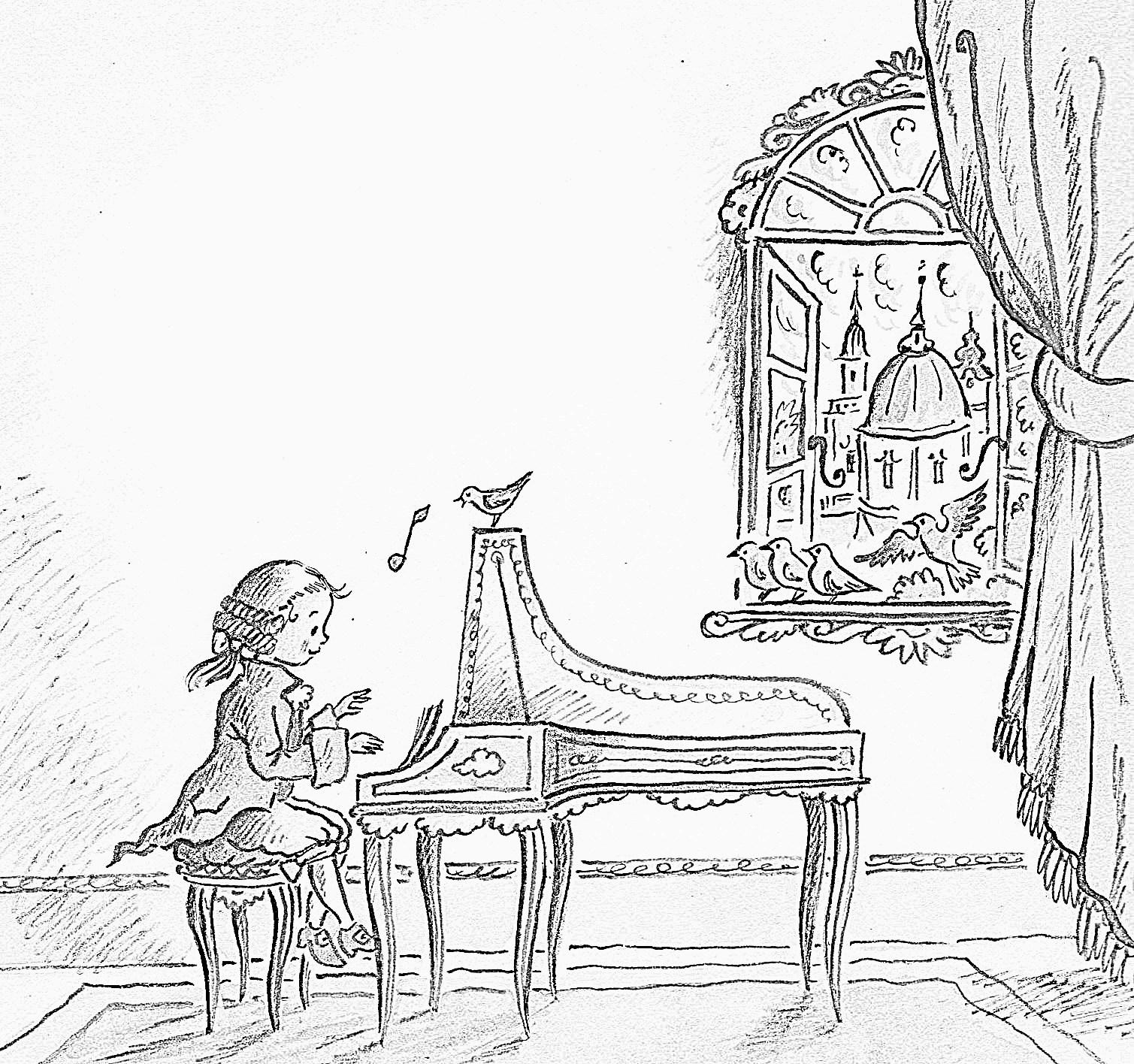 Blog de los niños: Mozart para niños