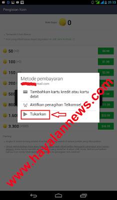 Belanja toko stiker line gratis tanpa koin versi hayalannews