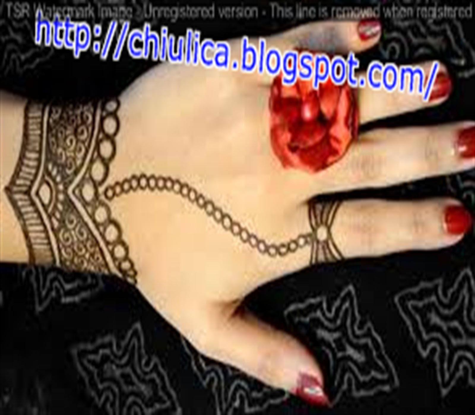 8 Excellent Henna Telapak Tangan Cantik Simple Dan Mudah Terbaru