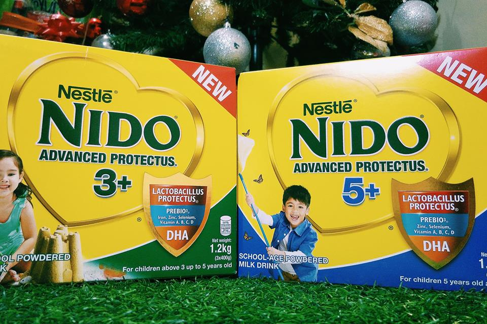 Nido Milk For 5 Years Old
