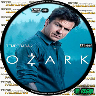 GALLETA [SERIE TV] OZARK - TEMPORADA 2 - [2018] [COVER DVD]