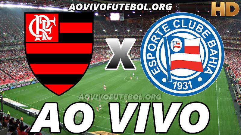Assistir Flamengo vs Bahia Ao Vivo HD