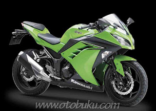 Gambar Foto Kawasaki Ninja 250