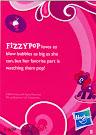 MLP Wave 1 Fizzypop Blind Bag Card