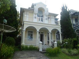 Villa Kota Bunga CC 7 - 28, Villa Mewah dan Murah di Cipanas