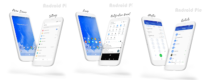 Huawei Themes: Android Pie Theme for EMUI 5/ 8