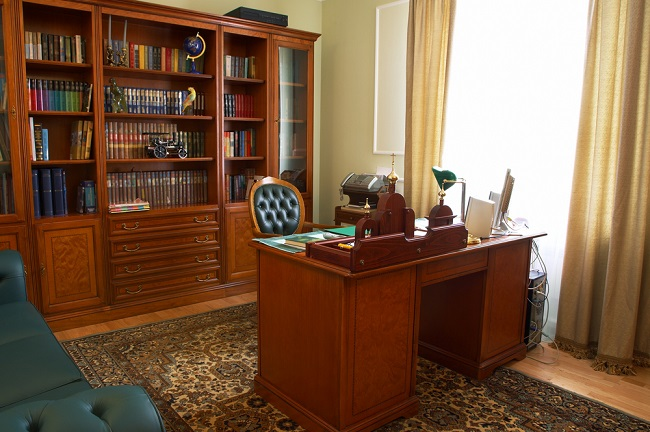 Antique Library Furniture