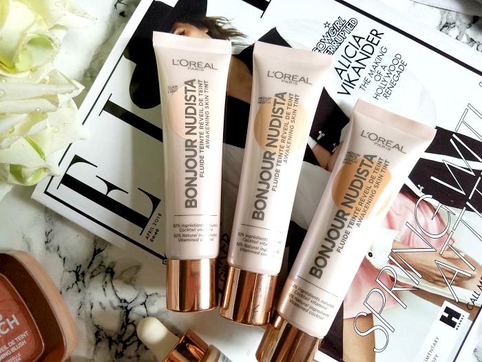 L´Oréal Paris Bonjour Nudista Awakening Skin Tint BB Cream - 30ml - je 9.95 Euro