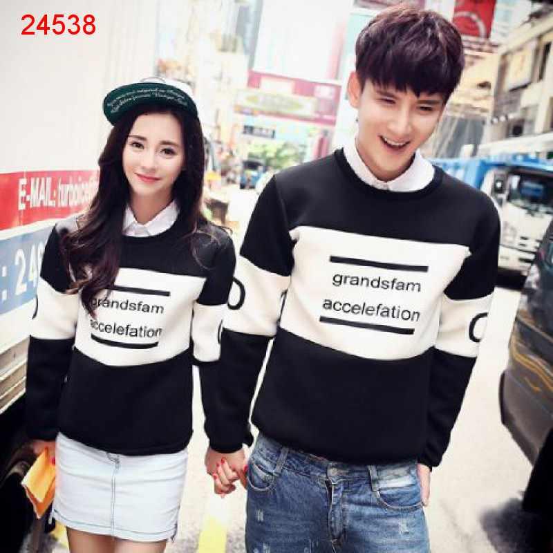 Jual Sweater Couple Sweater Grand - 24538