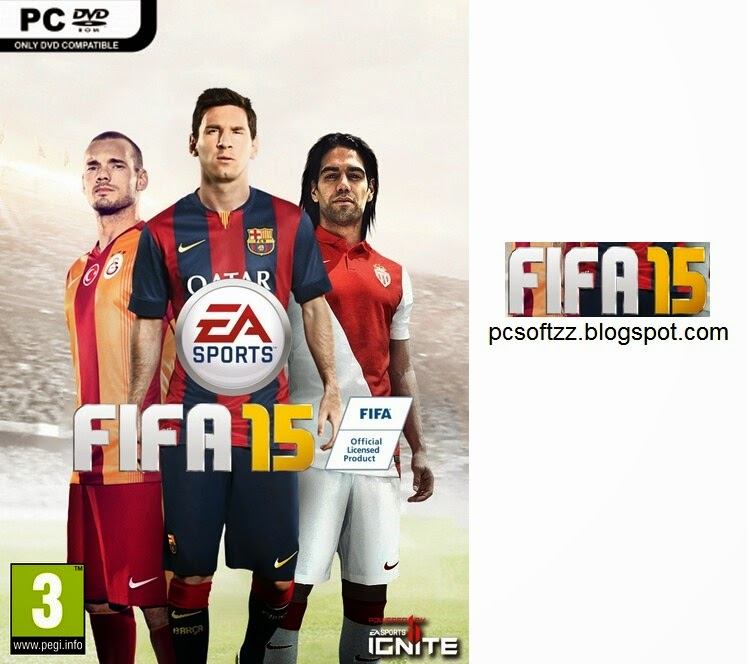 Download FIFA 15 for PC Full Version Direct link