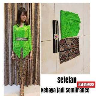 model rok batik atasan kebaya