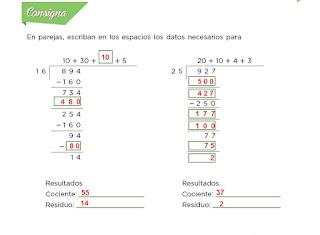 Respuestas Apoyo Primaria Desafíos Matemáticos 4to. Grado Bloque IV Lección 76 Lo que hace falta