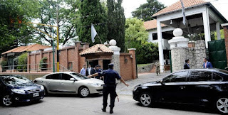 El ministerio de Seguridad dispondrá de la Policía Federal para aumentar la vigilancia alrededor del primer mandatario y su familia.