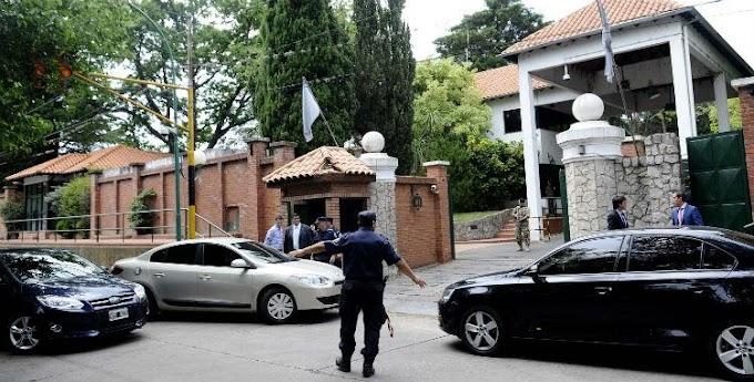 Refuerzan la seguridad en las residencias presidenciales de Olivos y Chapadmalal
