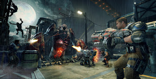 GEARS OF WAR 4 download free pc game full version