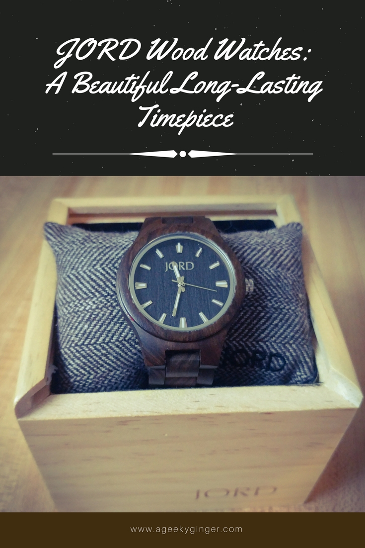 JORD Wood Watches: A Beautiful Long-Lasting Timepiece