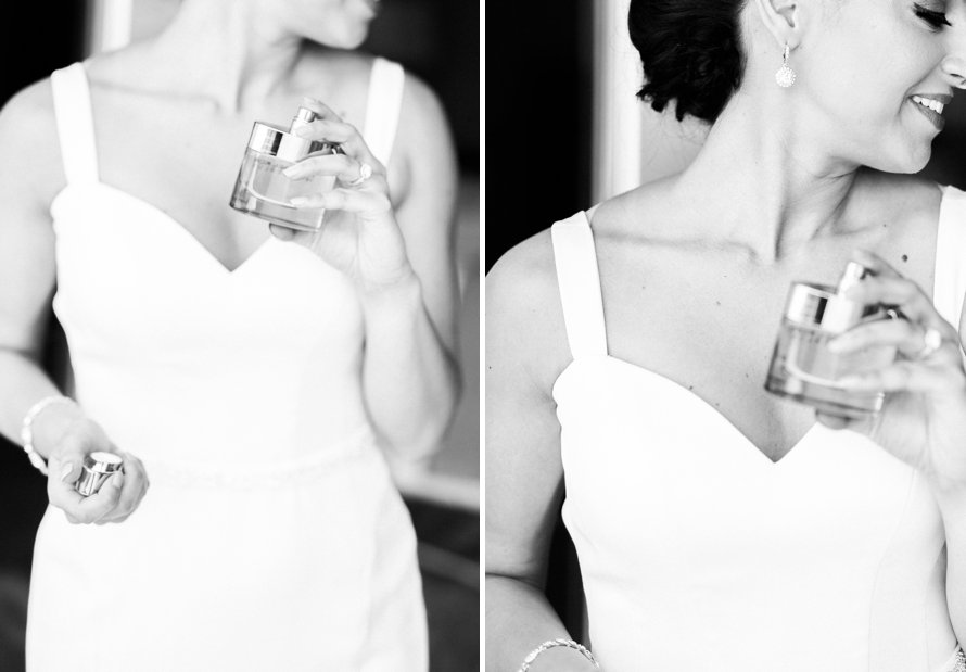 Classic Black and White Wedding Photography by Something Minted